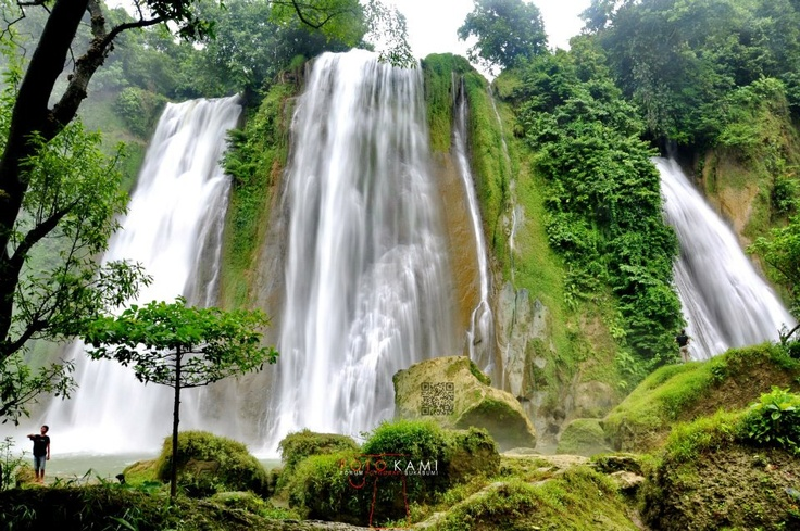 CURUG CIKASO ,Sukabumi Indonesia
