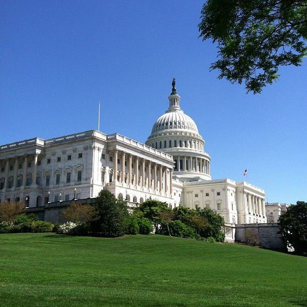 United States Capitol Building in Washington, D.C.