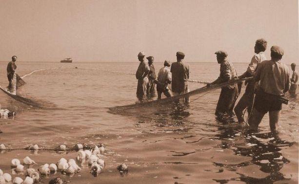 Pescarii secolului trecut