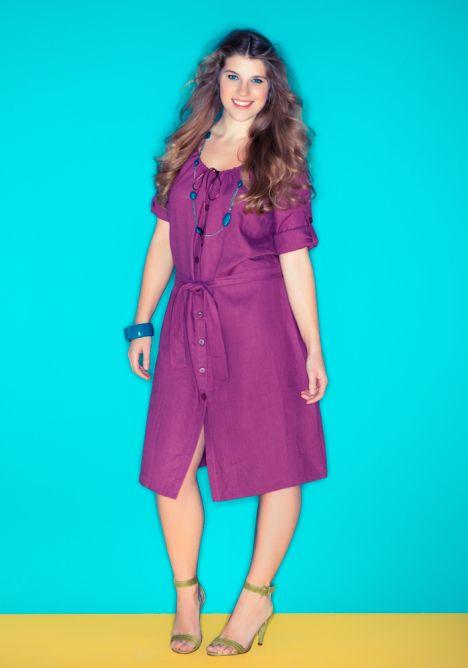 XL-kokoinen mekko SK 5-6/14.
