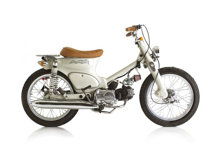 Deus Bali Blog: THE DEVILS IN THE DETAIL… HONDA C70