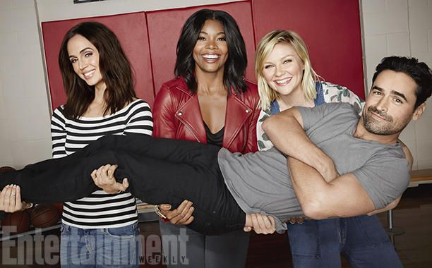 'Bring It On' cast gets together for spirited reunion