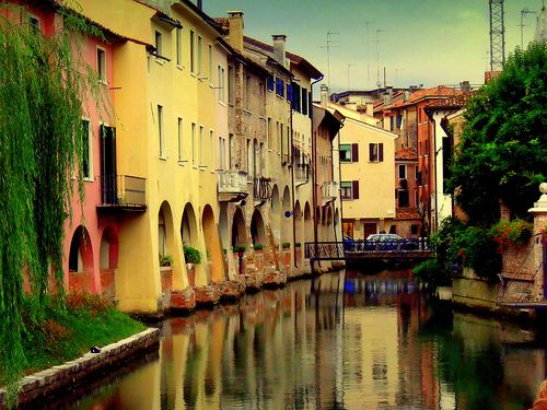 Canalle Buranelli- Treviso, Italy