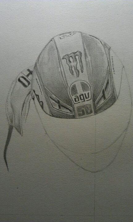 Supersic #58, Honda Gresini MotoGP