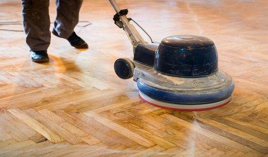 Image result for wooden floor polishing