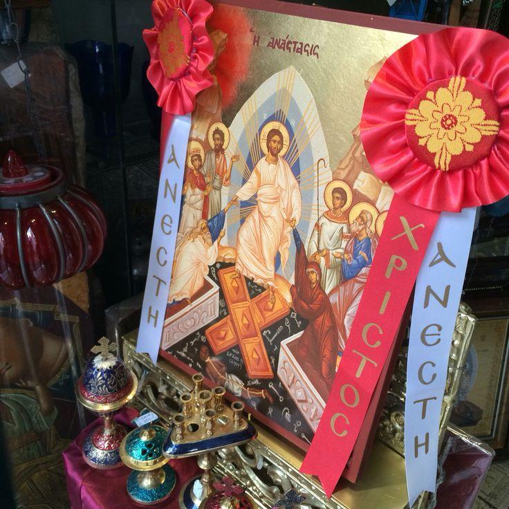 Resurrection Holy Icon @nioras.com