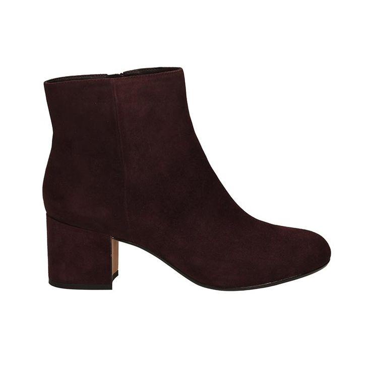 Barley May by Clarks Bordeaux suede  € 110