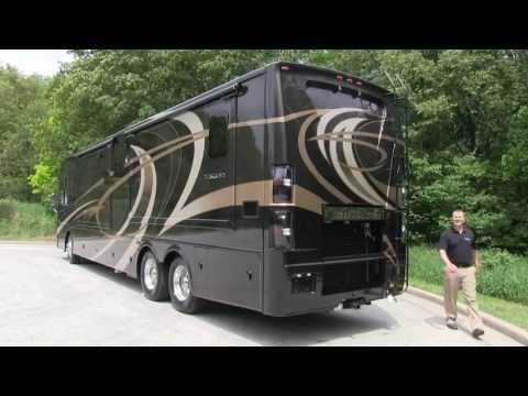 ▶ New 2014 Tuscany Luxury Diesel Motorhomes by Thor Motor Coach (Class A Diesel Pushers | RV) - YouTube
