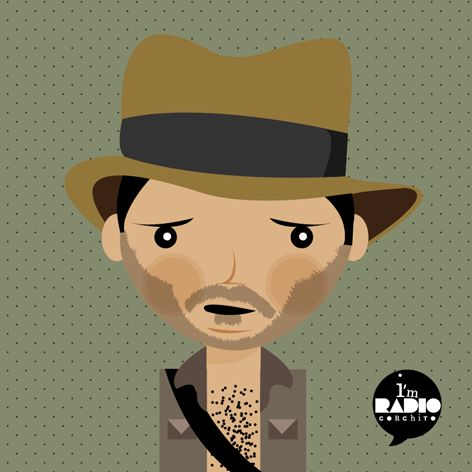 #RadiocaritaStar Indiana Jones / i´m radiocorchito®
