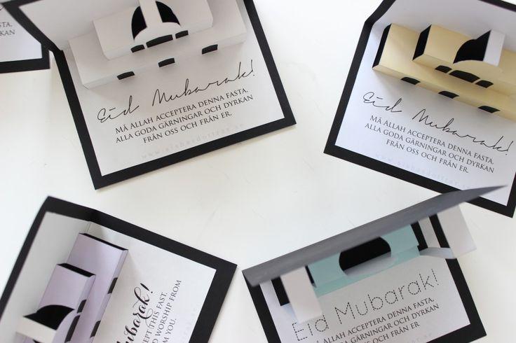 #DIY Pop up mosque Printable #Ramadan