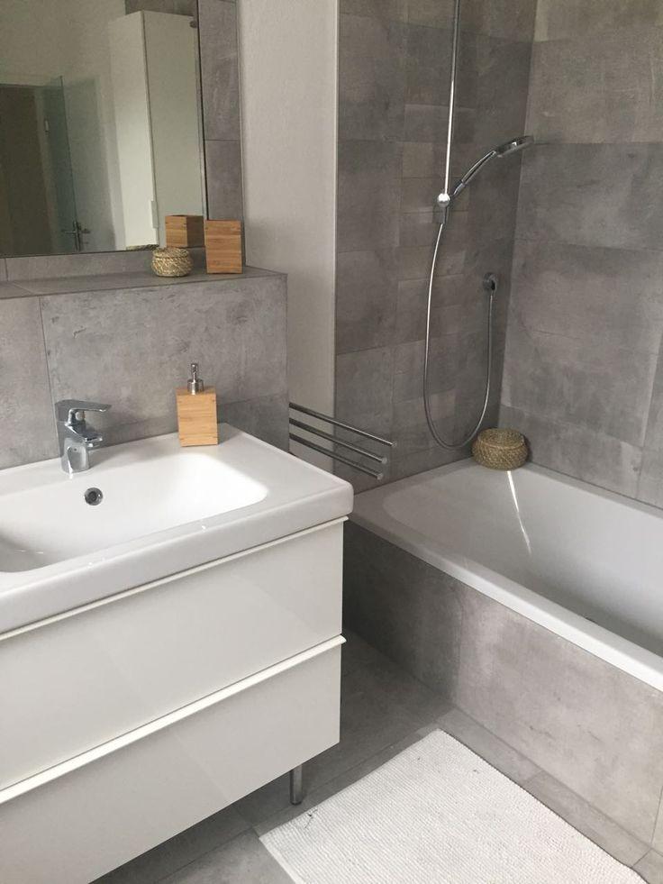 28 Besten Badezimmer Bilder Auf Pinterest Badezimmer   Glasmosaik Fliesen  Braunbeigegste Wc