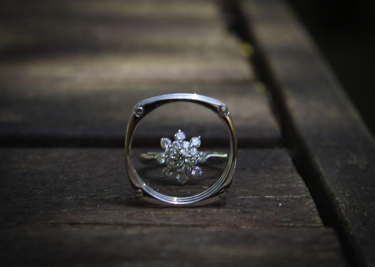 wedding rings....