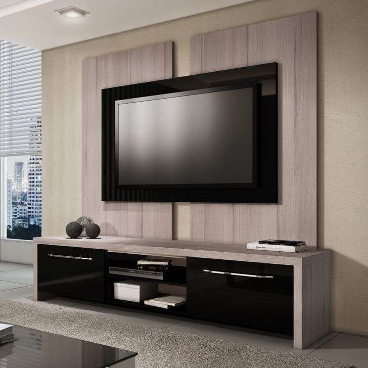 Compre Home Theater 5051 e pague em at  12x sem juros  Na Mobly a sua74 best TV UNIT images on Pinterest   Tv units  Tv walls and  . Home Theater Cabinet Design. Home Design Ideas