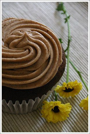 ott chocolate cupcake by shimelle, via Flickr