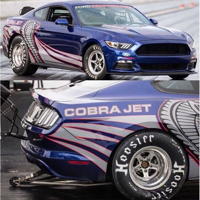 Photography — Ford Mustang 2016 Cobra Jet