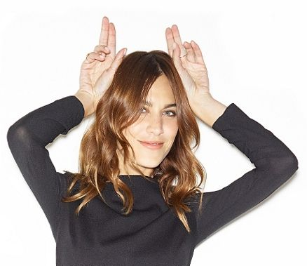 Alexa Chung for Tommy Hilfiger Shake up your wardrobe with Alexa Chung for Tommy Hilfiger