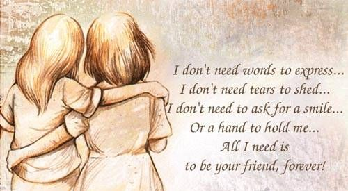 Happy Friendship Day Quotes Images In 2014