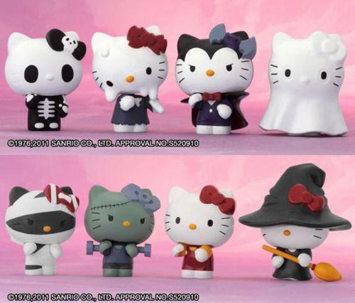 Hello Kitty --All the WAY!! ... I need them all.