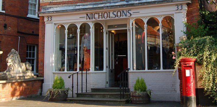 Nicholsons, Holt, Norfolk
