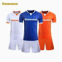 Design Color Custom Soccer Jerseys Uniforms Football Shirt Maker Soccer Jersey