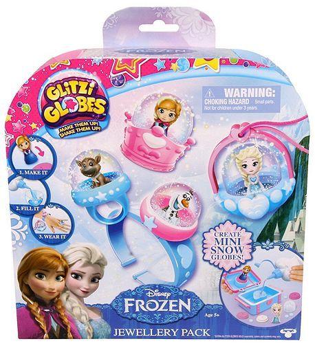 Tesco direct: Glitzi Globes Disney Frozen Jewelry Pack