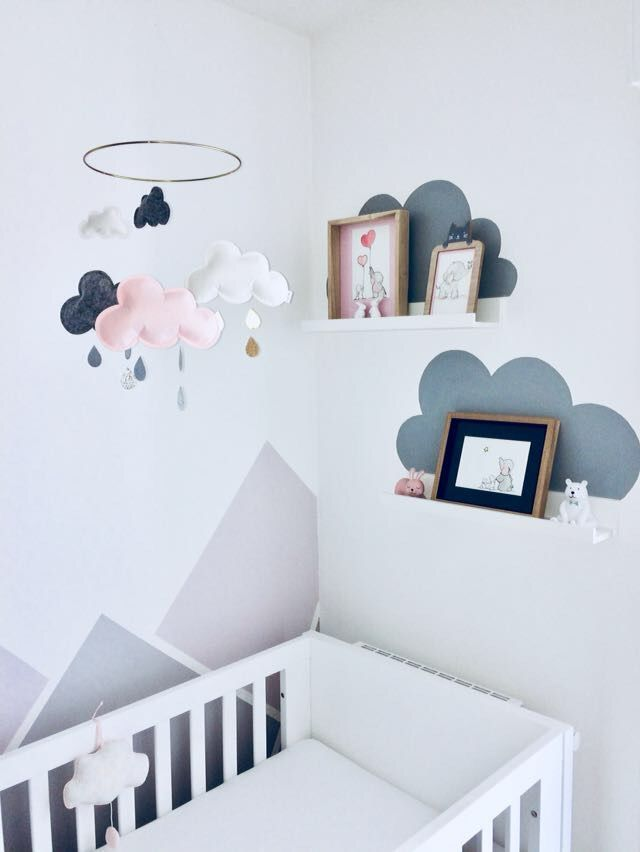 Babyzimmer – Mädchen – – # Babyzimmer # Mädchen