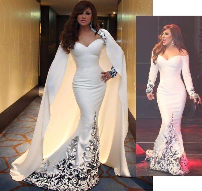 Les belles robes de najwa karam