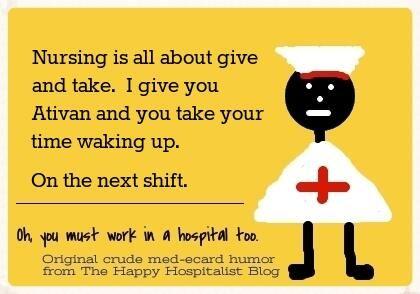 tiffany sale outlet Nursing Humor