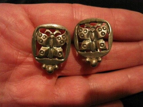 55 Gorgeous Antique Vintage Mexico Sterling Silver