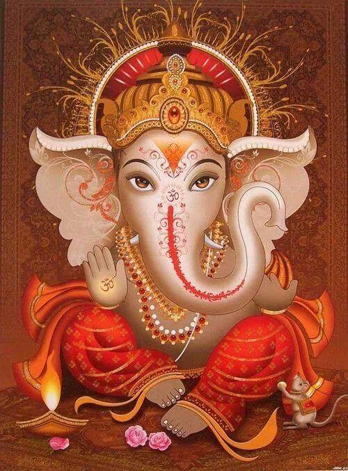 Shri Ganesh! Ganeshai Namah                                                                                                                                                      More