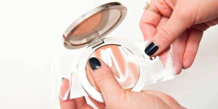 Trucos de belleza que sólo puedes lograr con cinta adhesiva