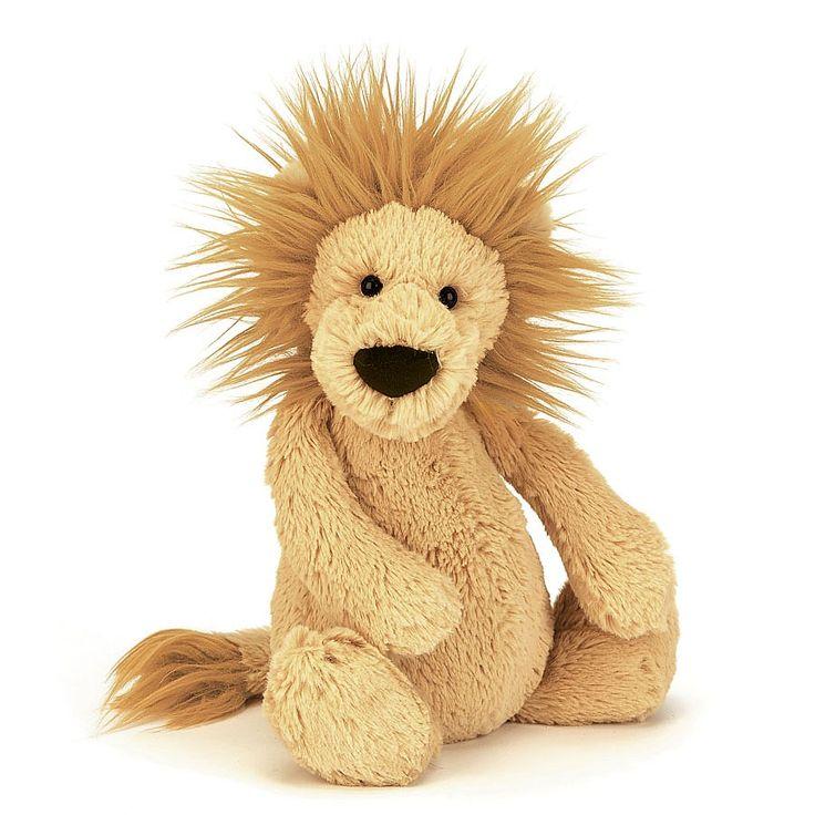 Bashful Lion Jellycat £12