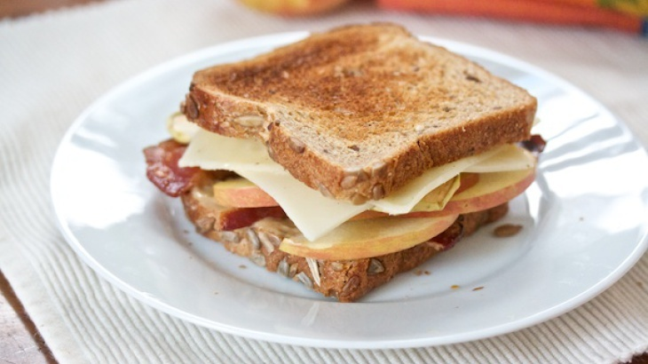 Apples, Bacon and Recipe on Pinterest