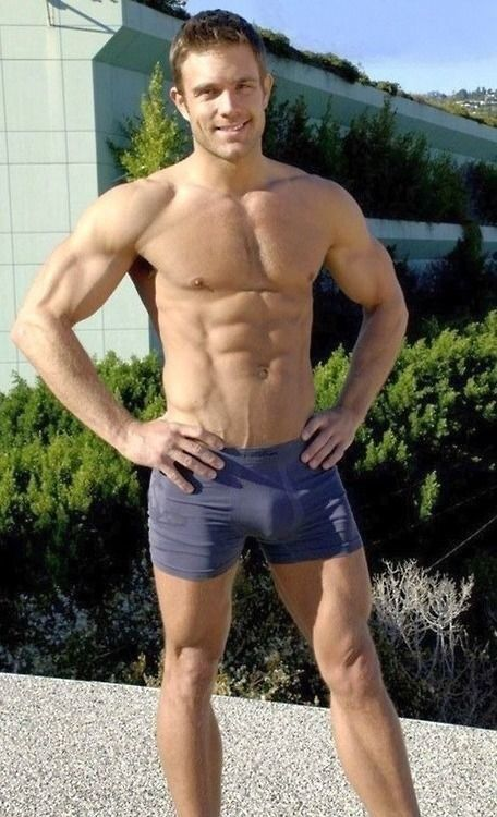 Boys in short shorts: AFL: For me the hottest sport. And