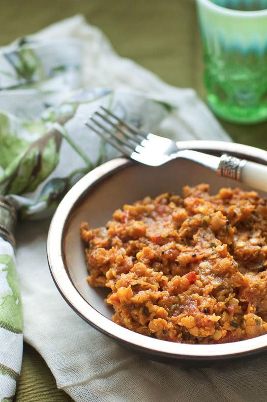 Ottolenghi's Spiced Red Lentils Recipe » Umami Girl