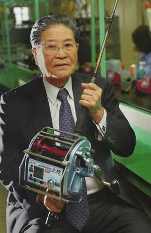 www.Electric-FishingReel.com   Learn more about the man who invented the 1st electric fishing reel.