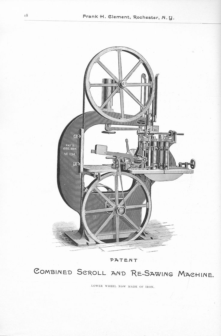 454 best Vintage Woodworking Machinery images on Pinterest