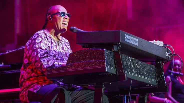 Most Famous Band From Every State > Band: Stevie Wonder > Biggest hit: Superstition > Top-selling album: Songs in the Key of Life (10 mi... - Kobby Dagan / Shutterstock.com
