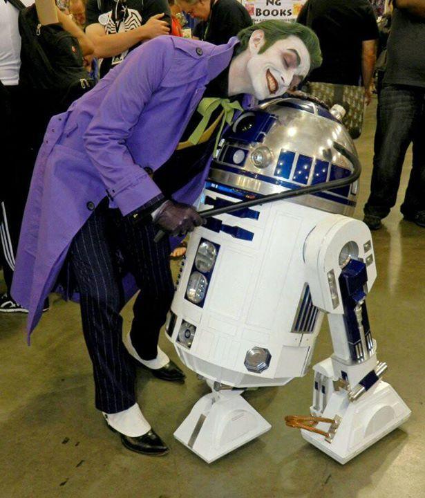 May the 4th be with you. #dc#harleyquinn#suicidesquad#suicidesquad #margotrobbie #harleenquinzel #jaredleto #joker #mrj #puddin #katana #deadshot #eldiablo  #robbie #leto #dc #jaredletojoker #jokerandharley #dccomics#thecrazyones #suicidesquad2016 #thejoker #cosplay #comiccon #comics #love #quinn #justiceleague  #arkhamknight #superheroes #harley #margotrobbieharleyquinn