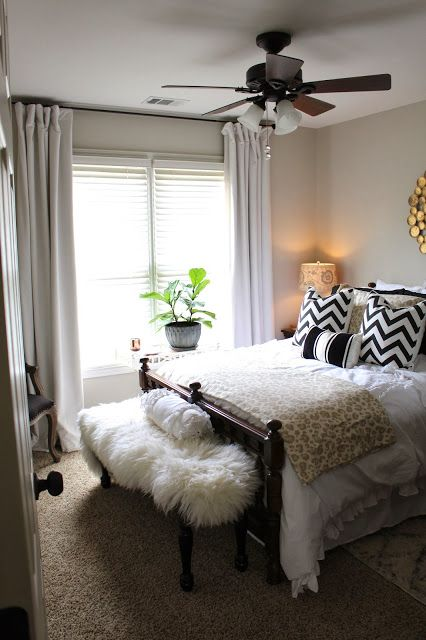1000 ideas about bedroom curtains on pinterest window - Blackout curtains for master bedroom ...