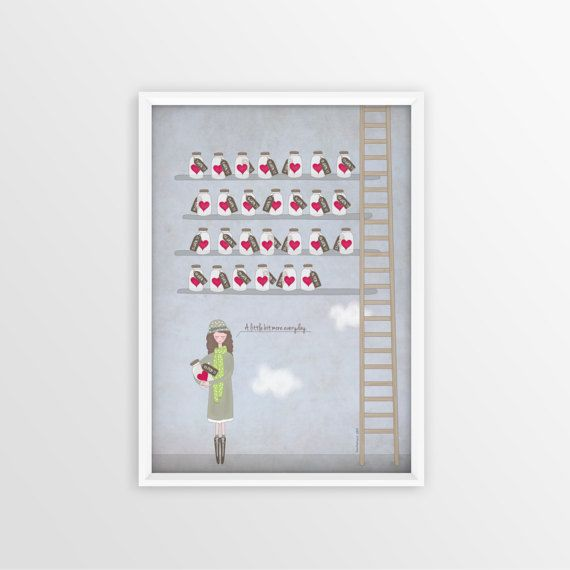 A little bit more everyday di Trattoriccio su Etsy