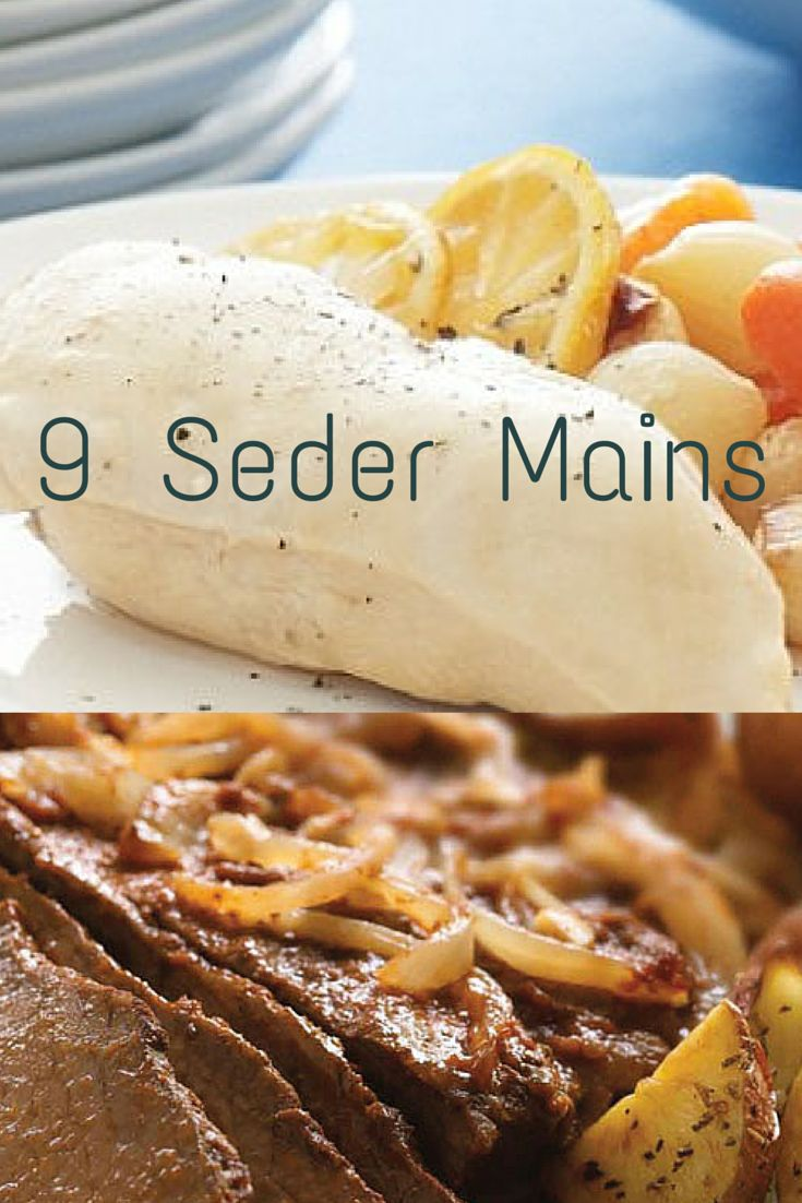 393 best jewish food recipes images on pinterest jewish food 9 favorite seder mains chicken and beef recipes forumfinder Gallery