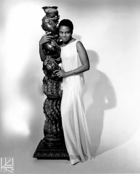 Miriam Makeba, nicknamed Mama Africa, was a Grammy Award-winning South African singer and civil rights activist (March 4, 1932 - November 9, 2008).