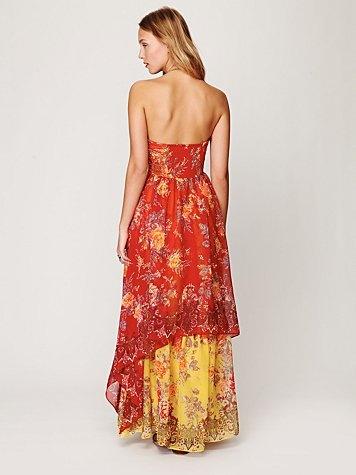Indian Enchantment Dress - summer parties