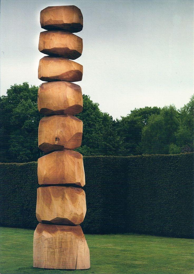 David Nash, Yorkshire Sculpture Park #davidnash #wood #nature #sculpt #sculptor