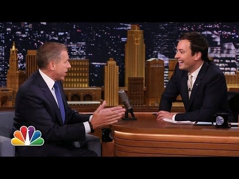 ▶ Brian Williams Addresses His Rapping -- Part 1 - YouTube