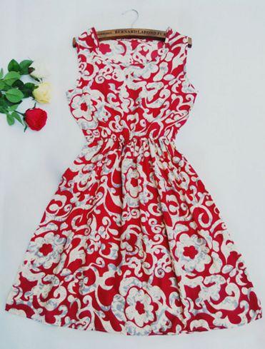2016 Summer Dress - Dress #105