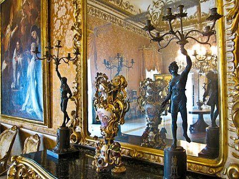 Дворцы Европы - Неаполь - Золотой век Бурбонов - YouTube