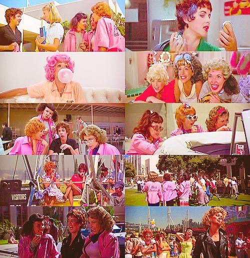 The Pink Ladies!!!