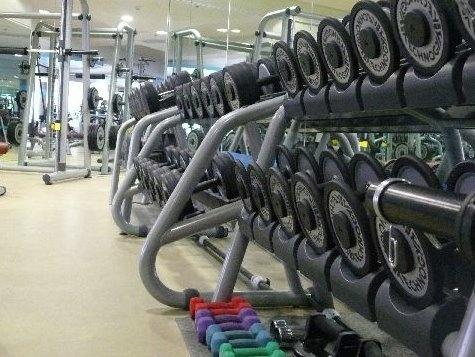 gym - pesas